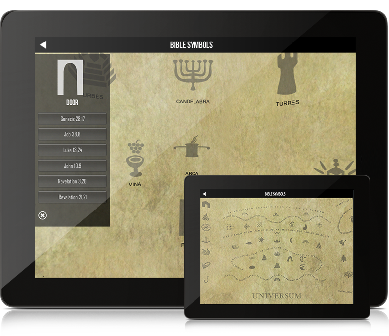 BibleWorld - Symbols