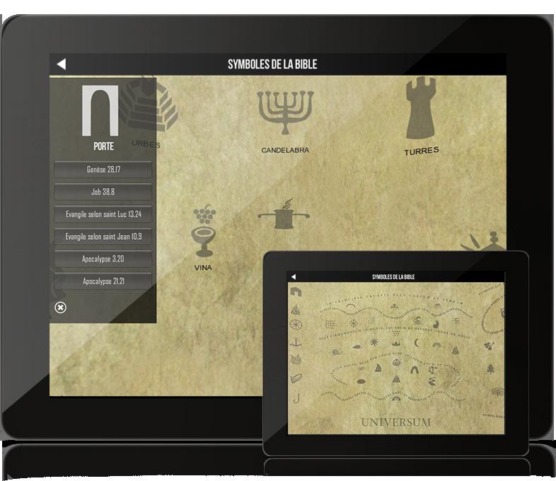 BibleWorld - symboles